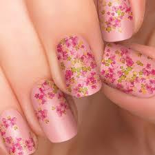 cherry blossom nail art tutorial inspired by orange marmalade