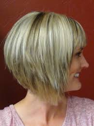 bob haircut with low stacked back shoulder length medium bob hairstyles back view hairstyle for women man