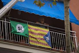 Independence Flag Spain To Charge Catalonia Leaders Over Independence Vote