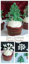 simple winter cupcake decorating ideas home design image creative
