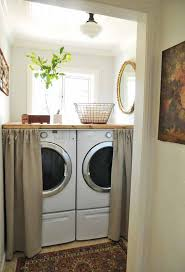 Laundry Room Decorating Laundry Room Decorating In A Small Space