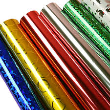 mylar wraps metallic rolls mylar like rolls