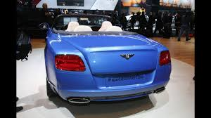 bentley continental convertible bentley continental gt speed convertible
