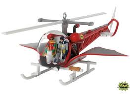 hallmark 2017 batcopter batman classic tv series ornament ebay