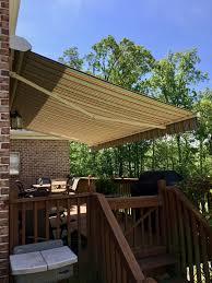 Action Awning Retractables Evergreen Awnings