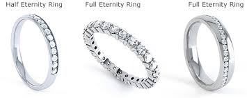 half eternity ring meaning what does the eternity ring jewellery magazine