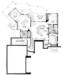 prairie style floor plans house plan 43208 at familyhomeplans