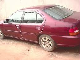 Nissan Altima 1997 - reg 1997 nissan altima a c new batt 300k sold autos nigeria