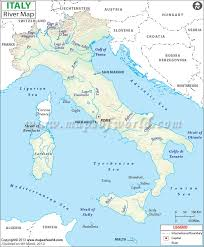 world rivers map shapefile rivers in italy map italy rivers map