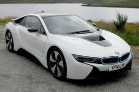 bmw supercar bmw i8 plug in hybrid it u0027s a supercar jim but not as we know it
