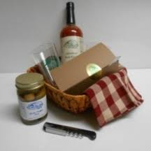 Man Gift Basket Common Man Gift Basket The Common Man Family Of Restaurants
