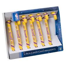 los angeles lakers ornaments tree decorations target