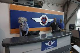 South West Flights by File Frontiers Of Flight Museum December 2015 121 Southwest