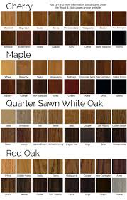 stain samples u2013 amish tables for mi casa pinterest stains