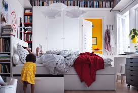 Teenage Bedroom Furniture Ikea by 45 Ikea Bedrooms That Turn This Into Your Favorite Room Of The House