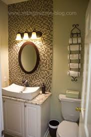 this bathroom was designed by courtney walker glossy biscuit