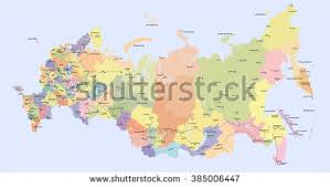 outline map of russia with cities russia map vector free vector stock graphics images