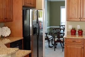 Countertop Width What Is A Counter Depth Refrigerator