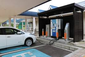 electric vehicles charging stations file electric vehicle charging station in the johana service area