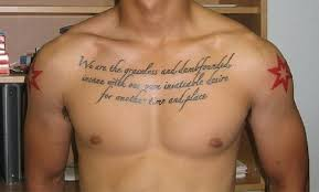 cool chest quotes for pictures fashion gallery