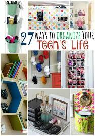 Kids Room Organization Ideas by Best 10 Teen Desk Organization Ideas On Pinterest Teen Bedroom