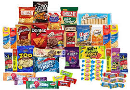 care package for college student care package with 50 sweet salty snacks variety snack box for