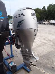 6m3978 used 2002 honda bf90a 90hp 4 stroke outboard boat motor 20
