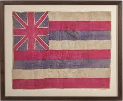 Flags In Hawaii Hawaii Representative Responds To Sale Of Hawaiian Artifacts In