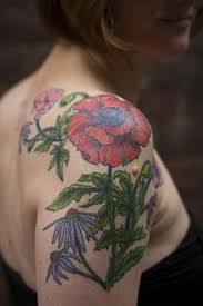 Pretty Flowers For Tattoos - 219 best wildflower tattoo images on pinterest wildflower tattoo