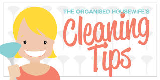 cleaning tips cleaning tips the organised housewife