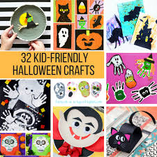 Fun Halloween Crafts - kid friendly halloween crafts arty crafty kids