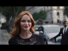 kia commercial actress christina hendricks is the girl in the kia tv commercials photos