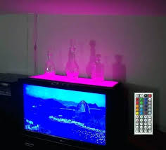 philips hue light strip behind tv led light strips for tv fooru me