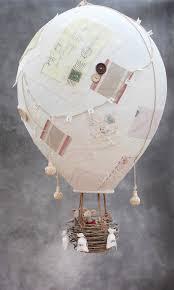 paper mache home decor how to make a giant papier mâché air balloon diy home decor