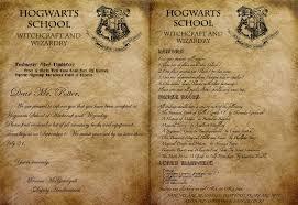printable hogwarts acceptance letter template