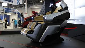 Most Expensive Massage Chair Ridiculous Futuristic Massage Chair Was Inspired By A Sports Car