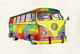 volkswagen van hippie hippie van by laceyandthelevee on deviantart