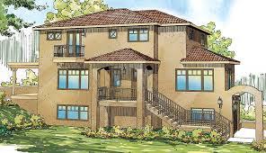 southwestern style house plans santa rosa embodies southwestern spirit