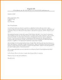teachers cover letter teacher cover letter examples education