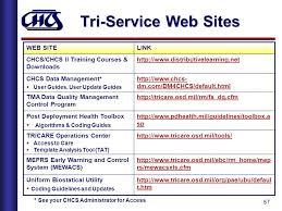 tricare management activity data quality program ppt download