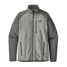 patagonia mens better sweater s better sweater fleece jacket