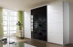 Schlafzimmerschrank Zum Selber Bauen Rauch Schwebetürenschrank Kleiderschrank 3 Türig Weiß Alpin Glas