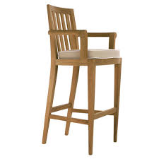 Bar Stool With Arms Bar U0026 Counter Chairs