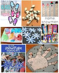 winter arts u0026 crafts for kids u003c can u0027t find substitution for
