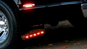 Firestorm Scanning Led Tailgate Light Bar by The 1st Dually On Youtube W Lights On Mudflaps Youtube