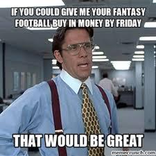 Fantasy Football Meme - image jpg w 400 c 1