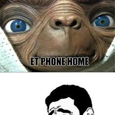 Et Meme - et phone home if he knows the number by lordmemes meme center
