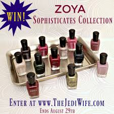 musings of the wife of a jedi win the zoya sophisticates collection
