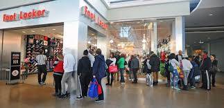 foot locker black friday deals black friday shopping madness begins on thursday in baltimore and
