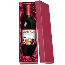 wine for gift 50 best personalised wine images on wines
